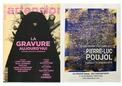 Magazine Artension N°158