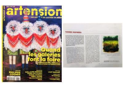 Magazine Artension N°160