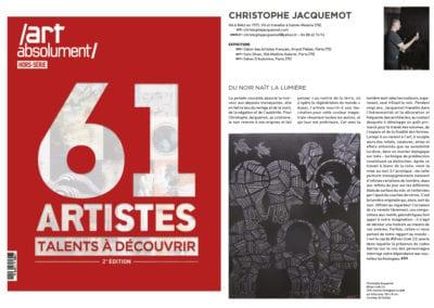 Art Absolument Hors Série 2ème édition